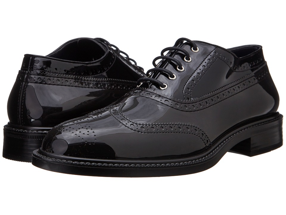 Vivienne Westwood - Brogue (Black) Men's Shoes