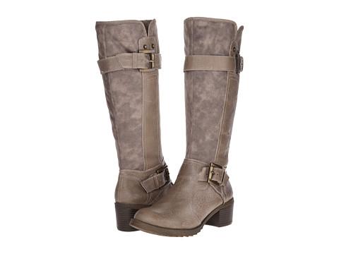 Bare Traps - Kinship (Mushroom Leather) Women's Zip Boots