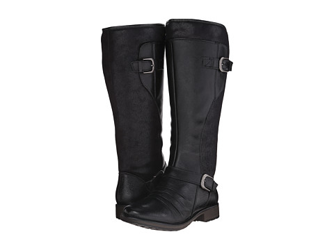 Bare Traps - Saydo (Black Leather) Women's Boots