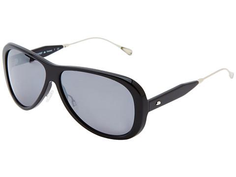 Oliver Peoples West - Manzanita (Black/Obsidian Mirror Polarized) Fashion Sunglasses