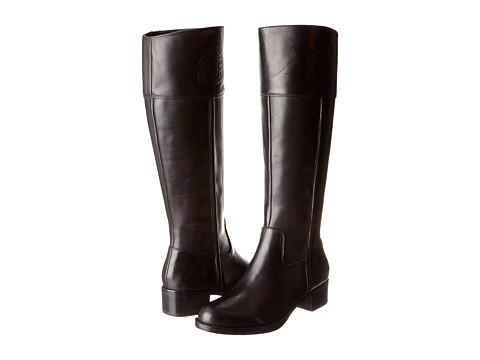 Franco Sarto - Canyon (Black) Women's Pull-on Boots