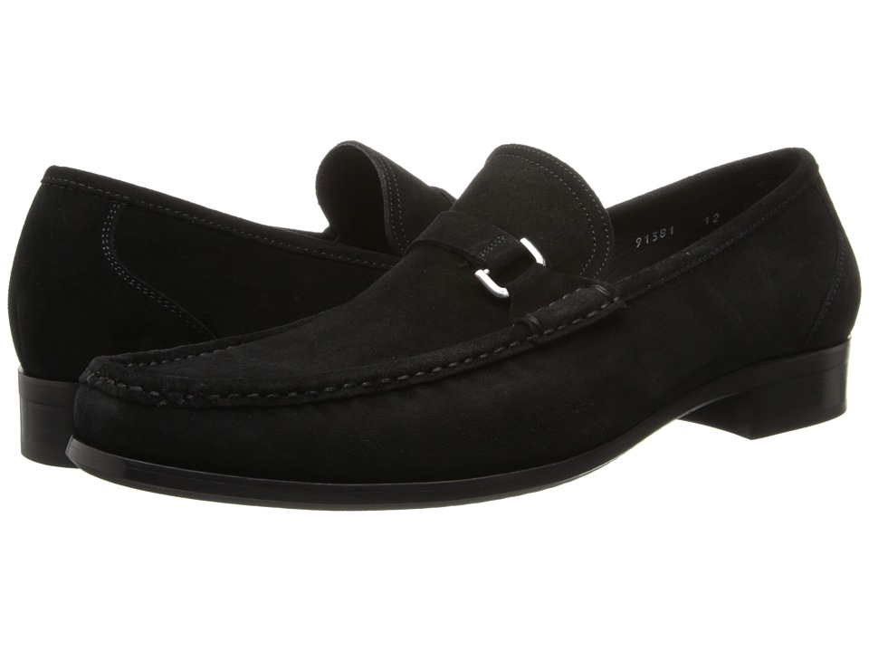 To Boot New York - Russell (Soft Black) Men's Slip-on Dress Shoes
