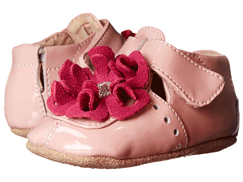 Livie & Luca - Baby Blossom (Infant) (Pink) Girls Shoes