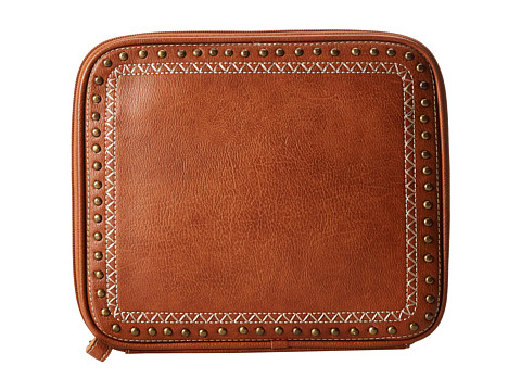 American West Missoula Tablet Case (Saddle Tan) Computer Bags