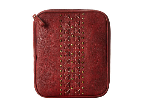 American West Asheville Tablet Case (Ruby Red) Computer Bags