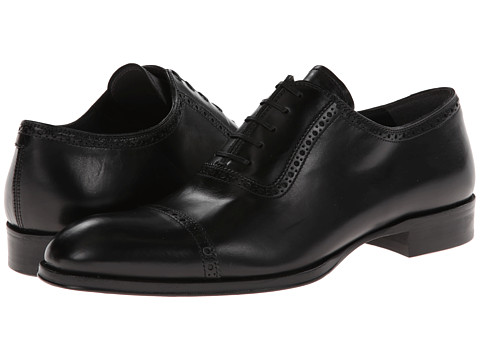 To Boot New York - Weldon (Black) Men's Shoes