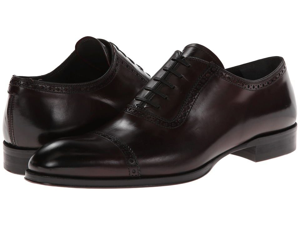 To Boot New York - Weldon (Bordo) Men's Shoes