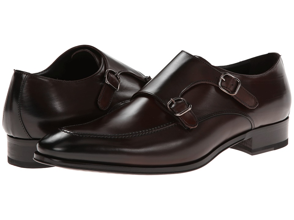 To Boot New York - Daniel (Brown) Men's Monkstrap Shoes