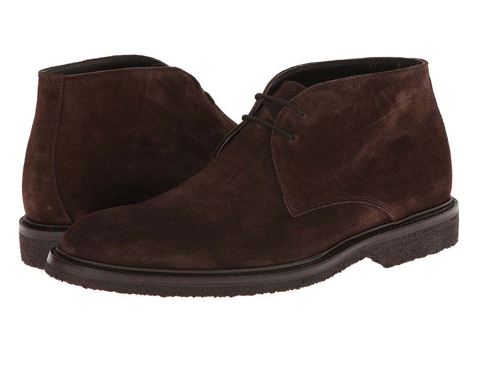 To Boot New York - Hunter (Dark Brown) Men's Lace-up Boots
