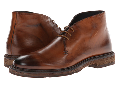 To Boot New York - Cornell (Trapper Cognac) Men's Shoes