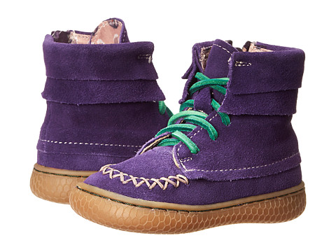 Livie & Luca - Hopper (Toddler/Little Kid) (Grape) Girls Shoes