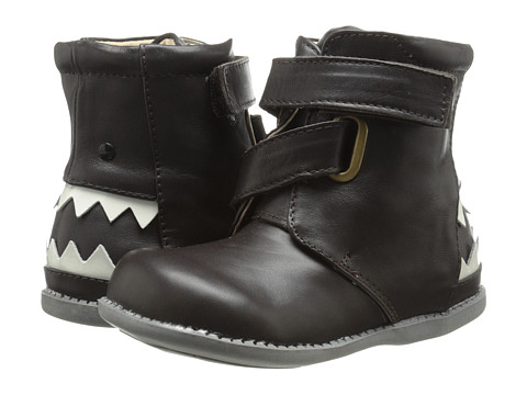 Livie & Luca - Hungry (Toddler) (Mocha) Kids Shoes
