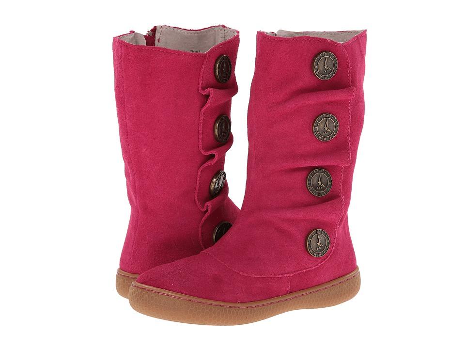 Livie & Luca - Marchita Boot (Toddler/Little Kid) (Fuchsia) Girl's Shoes