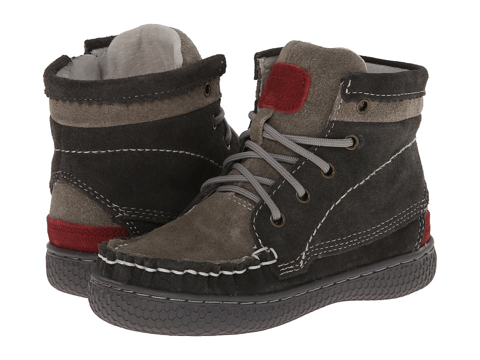 Livie & Luca - Toro (Toddler/Little Kid) (Gray) Boys Shoes