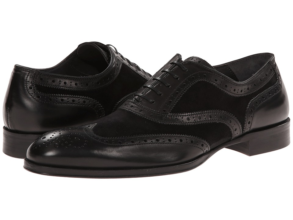 To Boot New York - Burton (Black/Black) Men's Shoes
