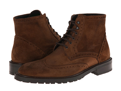 To Boot New York - Mickey (Dark Brown) Men's Shoes