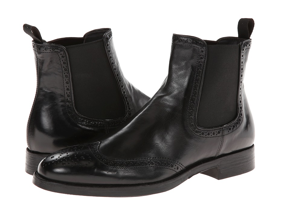 To Boot New York - Riggins (Trapper Black) Men's Shoes