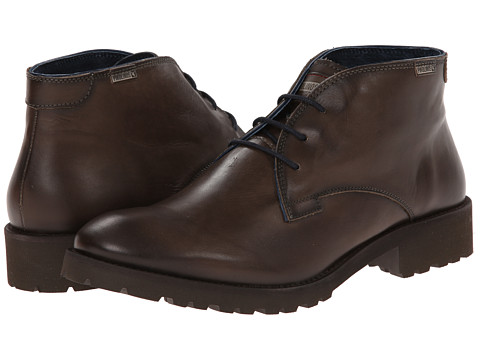 Pikolinos - Cork 07S-6811 (Turtle) Men's Boots