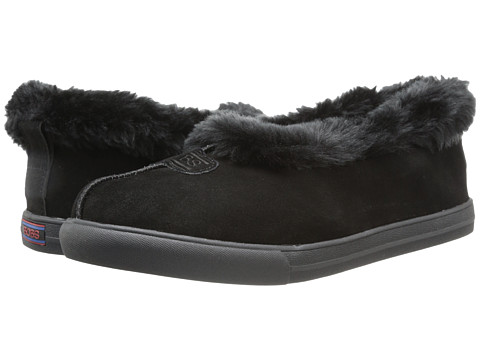 BOBS from SKECHERS - Mad Crush - Snuggle In (Black) Women