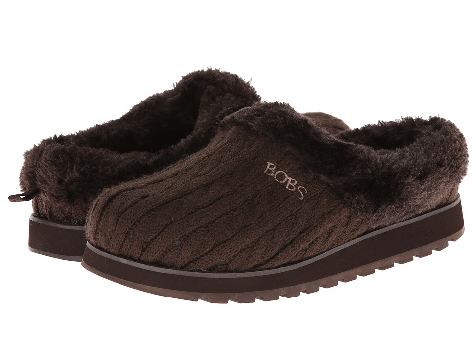 BOBS from SKECHERS Keepsakes Delight Fall (Chocolate) Women