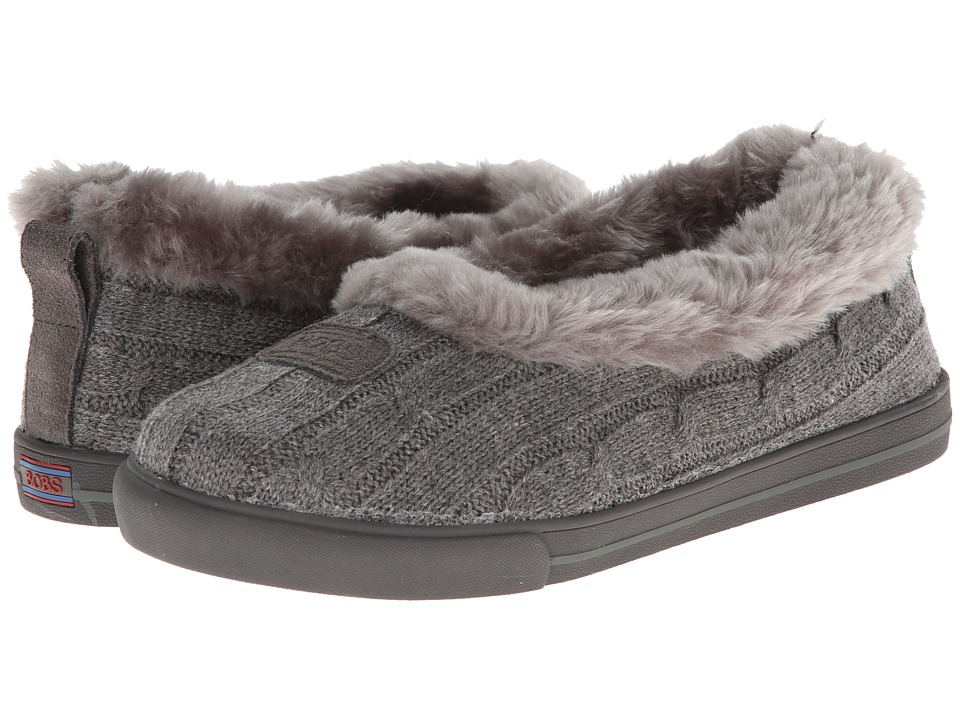 BOBS from SKECHERS - Mad Crush (Charcoal) Women