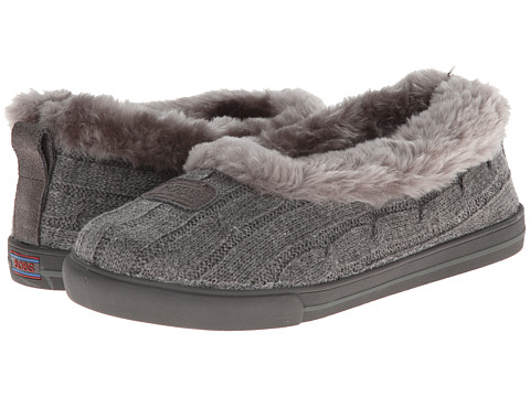 BOBS from SKECHERS - Mad Crush (Charcoal) Women's Shoes