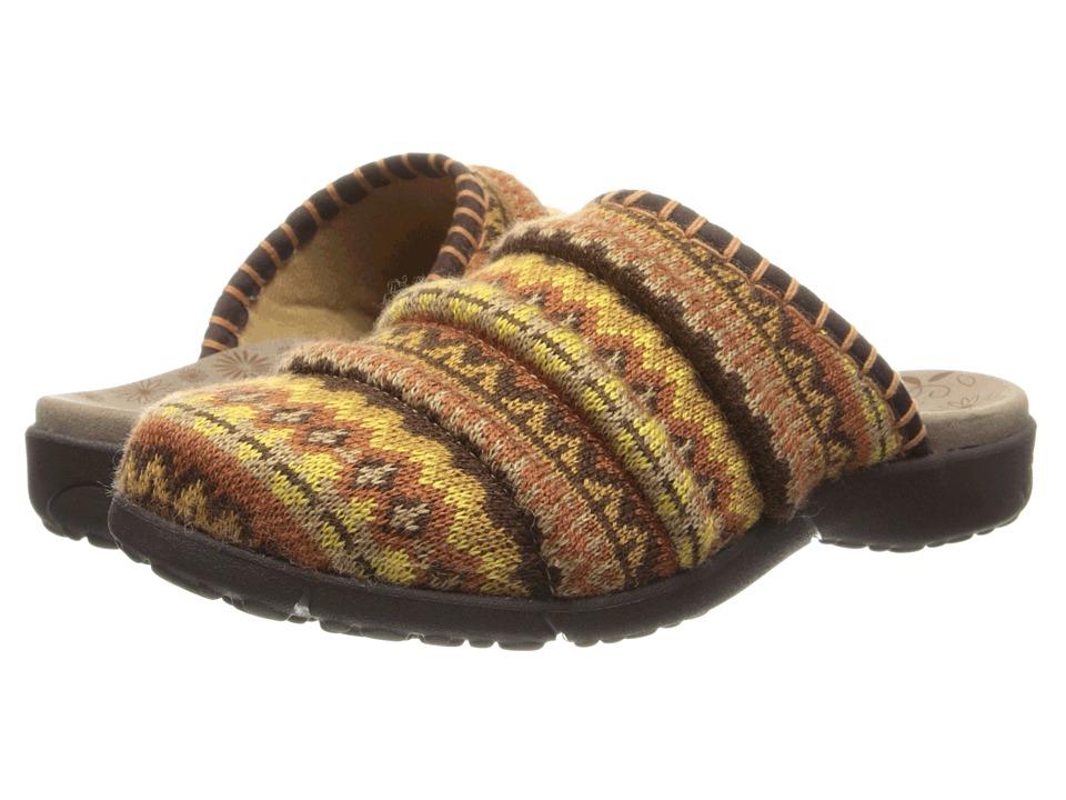 taos Footwear - Knitwit (Amber Multi) Women