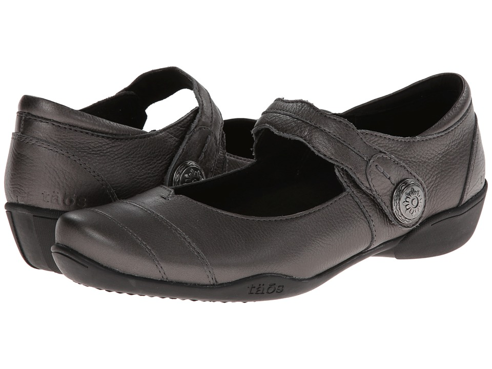 Taos Footwear - Applause (Pewter) Women's Maryjane Shoes