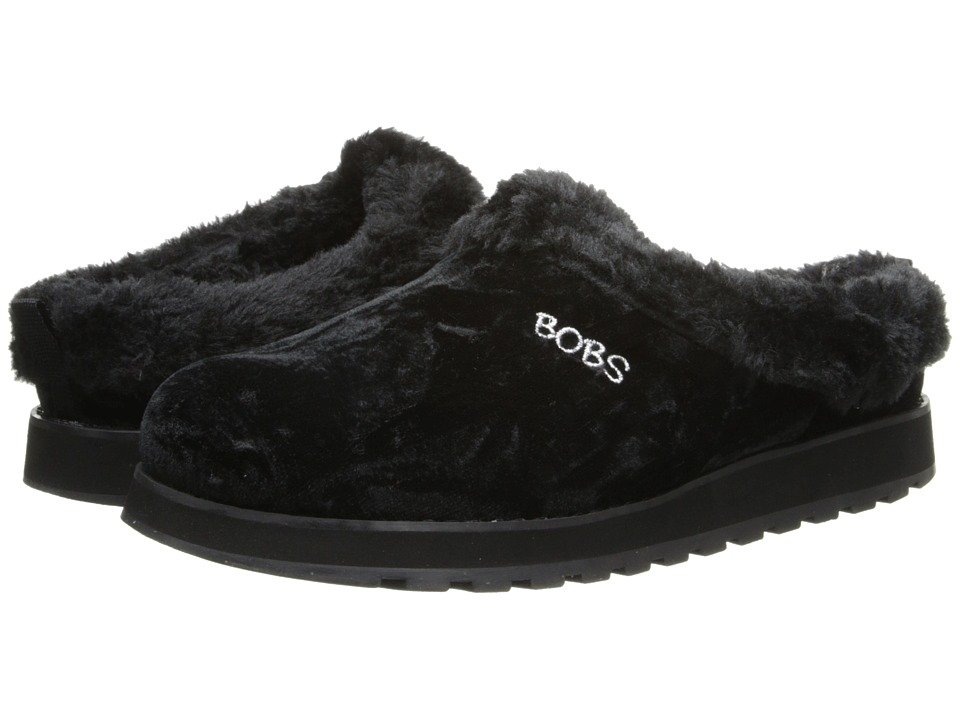 BOBS from SKECHERS - Keepsakes - Snowed In (Black) Women