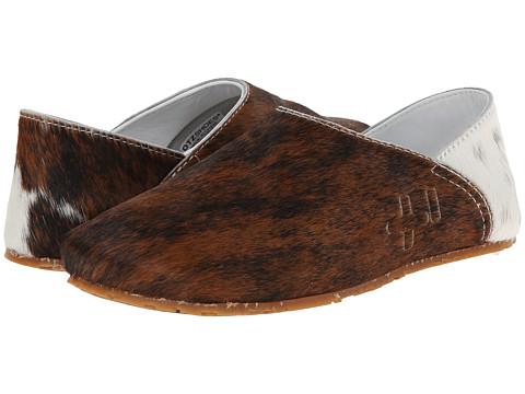 OTZ - 300GMS Cowhide (White/Black/Brown) Women's Shoes