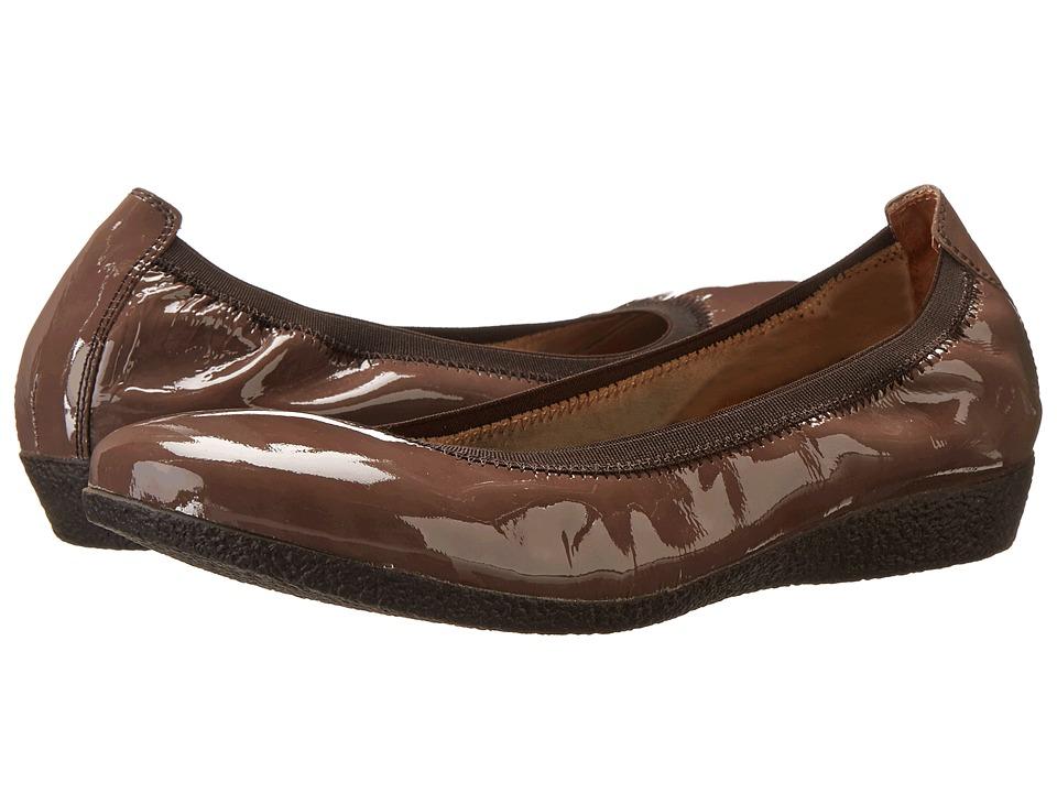 Taos Footwear - Patina (Mushroom Patent) Women