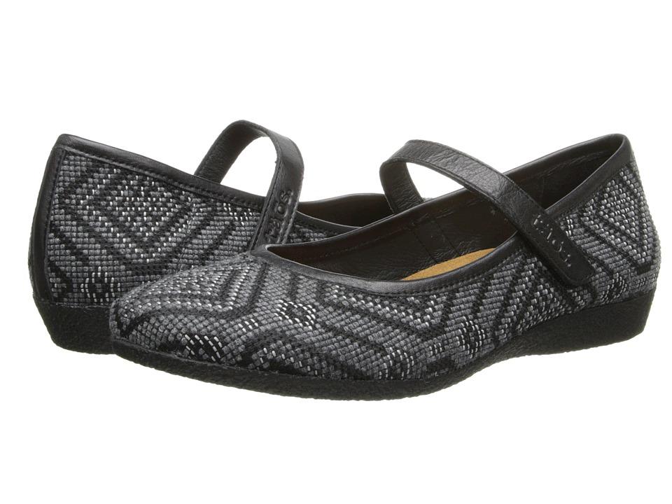 taos Footwear - Heirloom (Black) Women's Maryjane Shoes