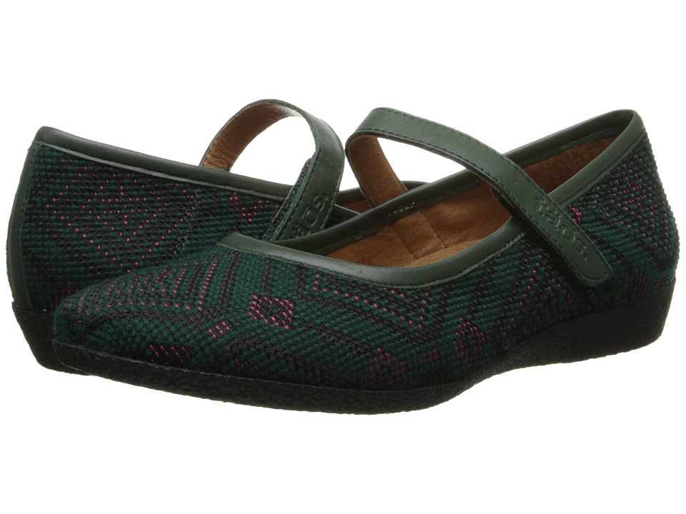 Taos Footwear - Heirloom (Teal) Women