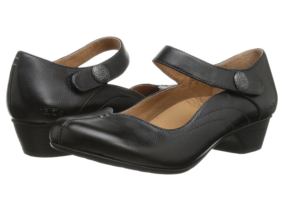 Taos Footwear - Samba 2 (Black) Women's Maryjane Shoes