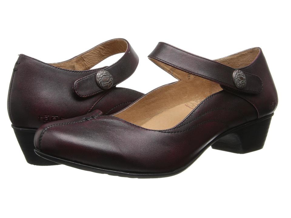taos Footwear - Samba 2 (Cordovan) Women's Maryjane Shoes