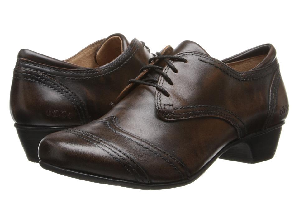 Taos Footwear Jive 2 (Brown Rub Off) Women