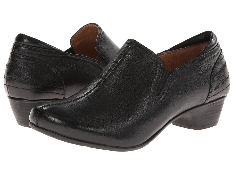 taos Footwear - Shuffle (Black) Women's Slip on Shoes