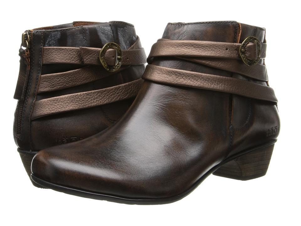 taos Footwear - Bolero (Brown Rub Off) Women