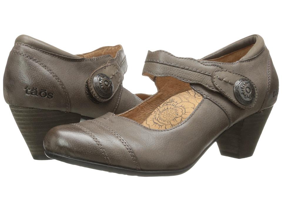 taos Footwear - Angel (Mink) Women's Maryjane Shoes