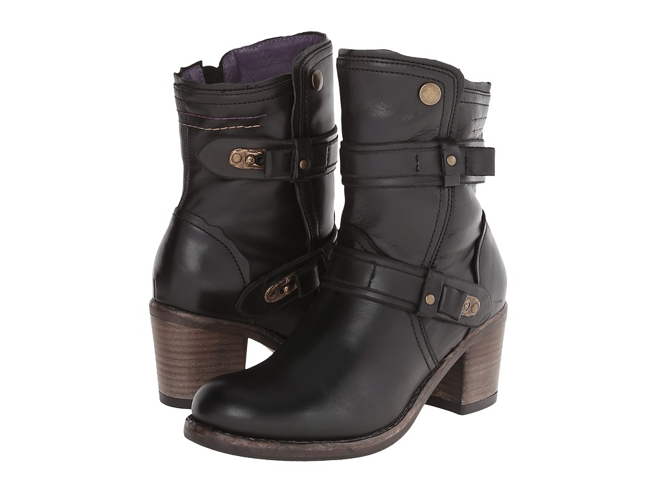taos Footwear - Tombat (Black) Women's Boots