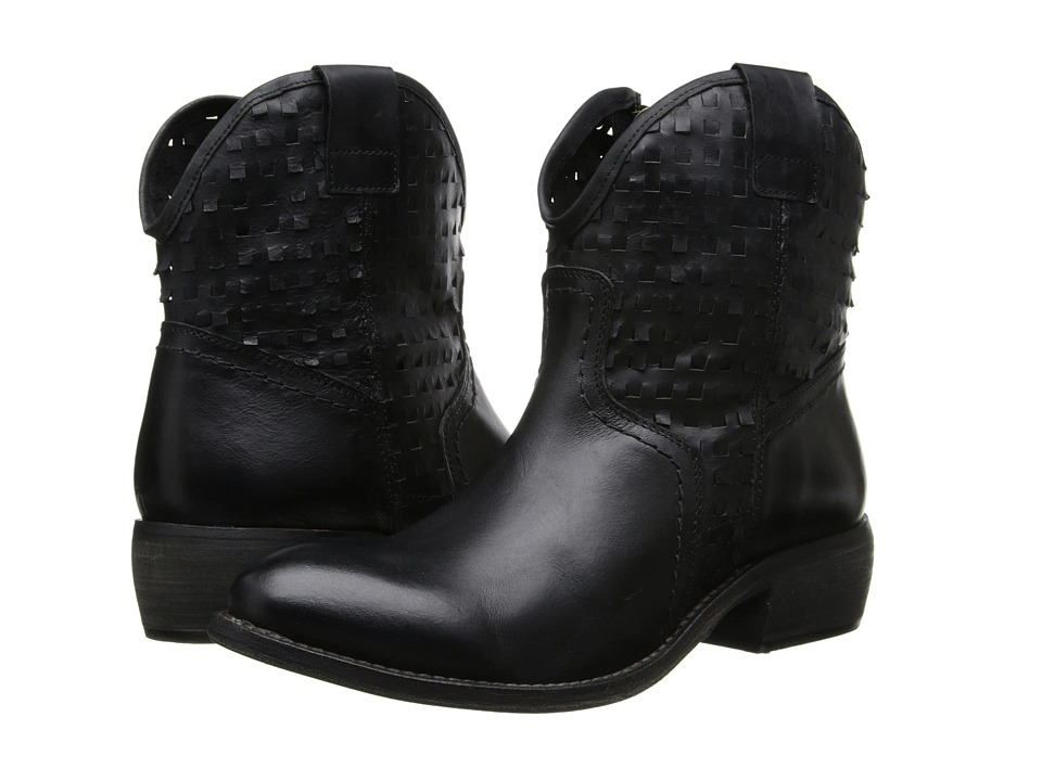 Taos Footwear - Holey Cow (Black) Women