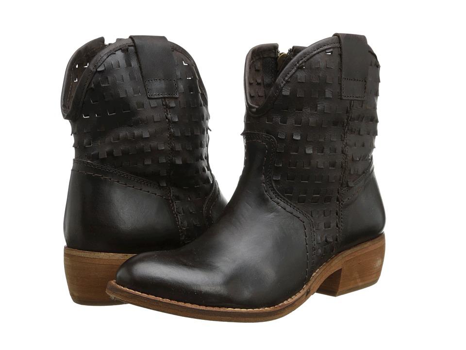 Taos Footwear Holey Cow (Chocolate) Women
