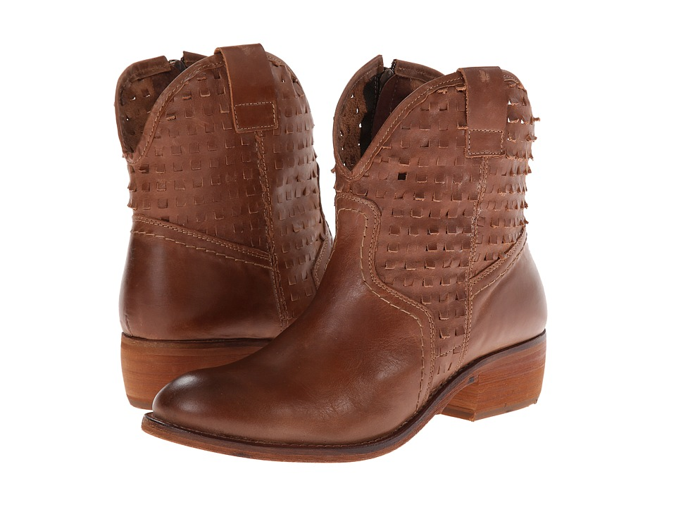Taos Footwear - Holey Cow (Tan) Women's Boots