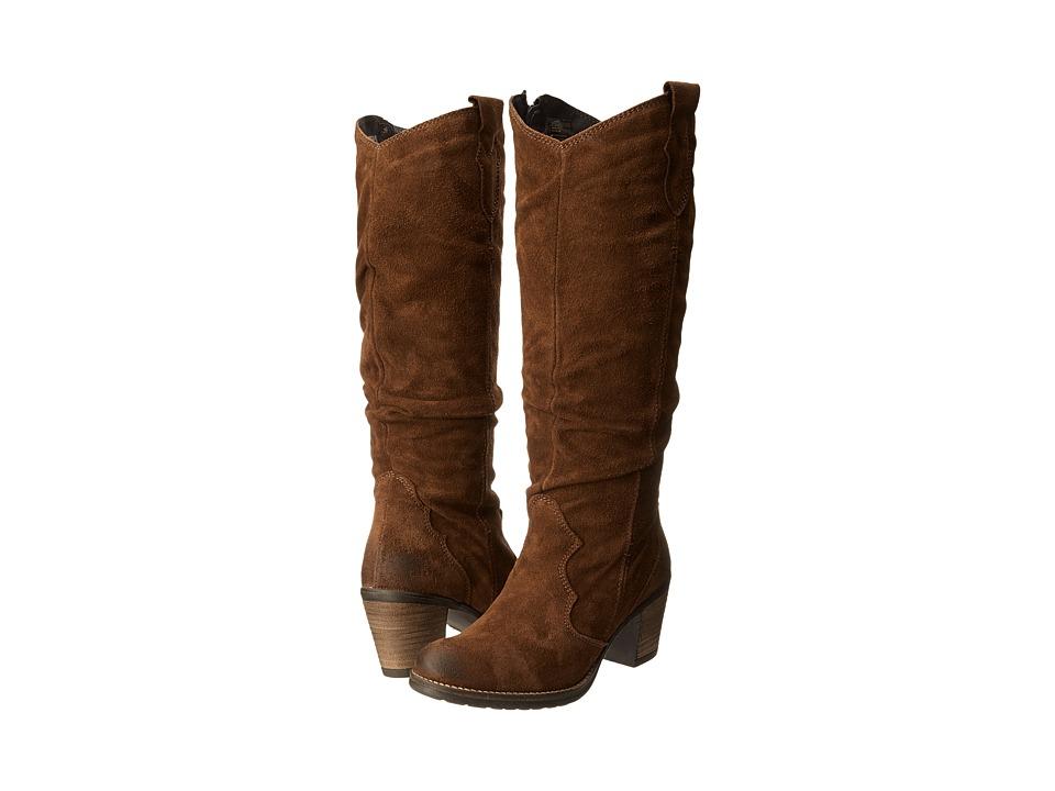 taos Footwear - Boom (Cognac) Women