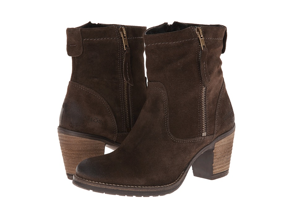 Taos Footwear - Shaka (Brown Suede) Women's Boots