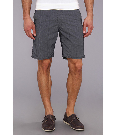 John Varvatos Star U.S.A. - Triple Needle Short AUCL (Iron Grey) Men's Shorts
