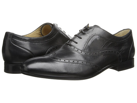 H by Hudson - Francis (Black) Men's Shoes