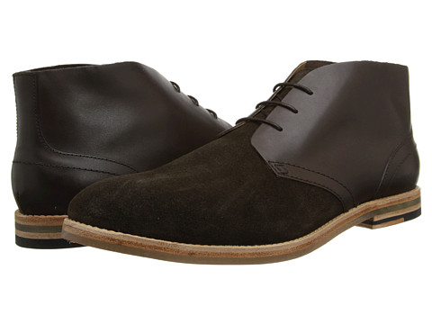 H by Hudson - Houghton (Brown) Men's Shoes