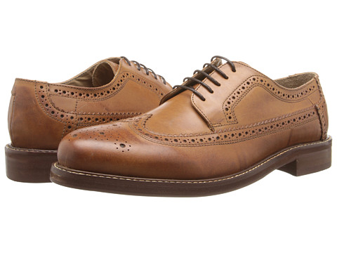 H by Hudson - Patton (Tan) Men's Shoes
