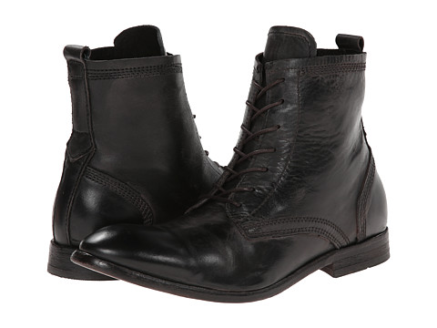 H by Hudson - Swathmore (Black) Men's Shoes